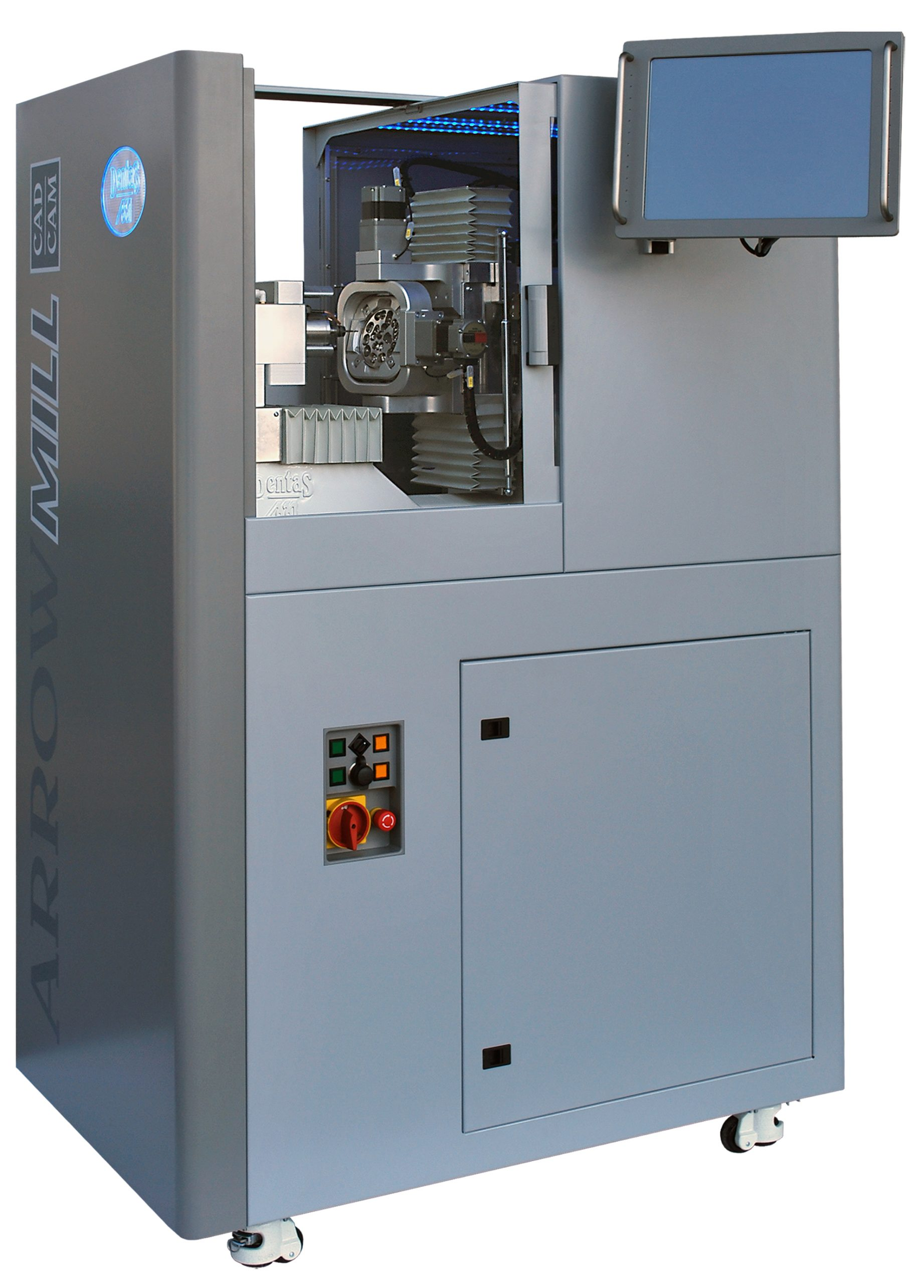 1st CNC CAD/CAM milling machine Arrow Mill